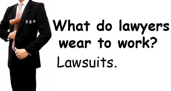 lawyers lawsuits suits