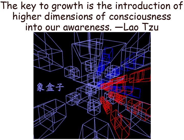 Lao Tzu key to growth