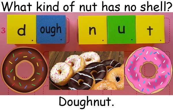 dough nut doughnut