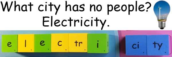 city electricity