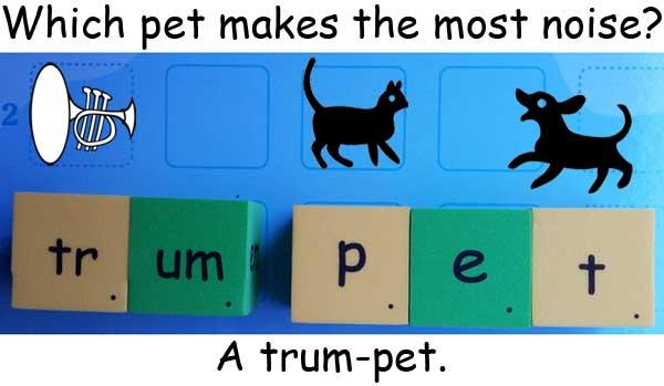 trumpet pet