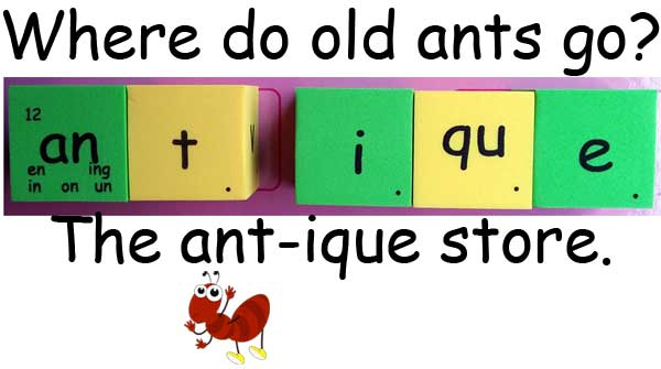 ant antique