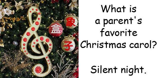 聖誕頌歌 christmas carol 平安夜 silent night