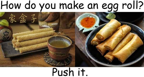 蛋卷 蛋捲 春捲 春卷 egg roll