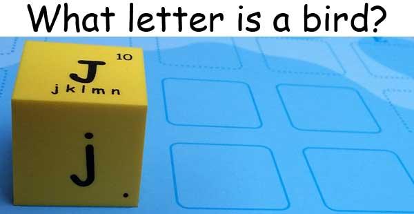 英文字母 English alphabet j jay 松鴉