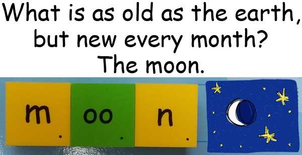 moon 月亮