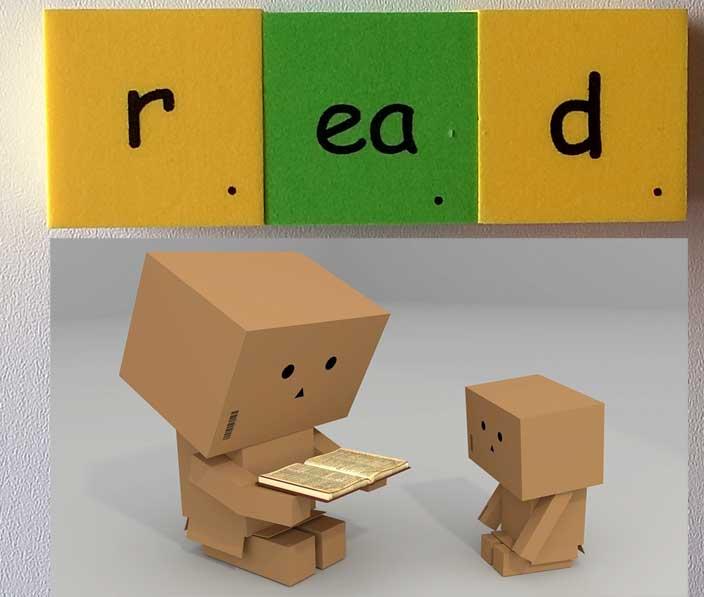 閱讀 學習 reading learning