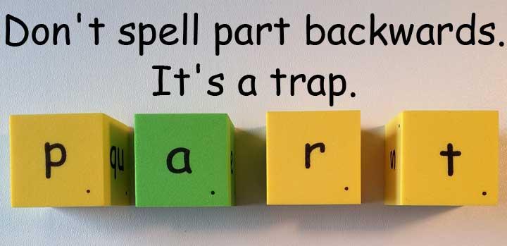 part trap